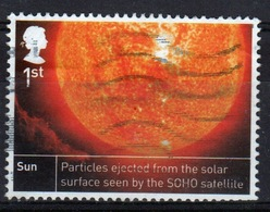 Great Britain 2012  1 X 1st Commemorative Stamp From The Space Science Set. - 1952-.... (Elizabeth II)