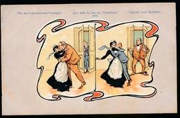 EROTISME EROS RISQUE FEMME GIRL WOMAN  - QUI SAIT LE JEU NE L'EXPLIQUE PAS - 1900-1949