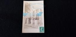 Cpp 06 Lieu à Confirmer Propriété  Habitation Et Terrasse Commerce TEA ROOM Serveur ( Cachet Départ ALPES ) Restaurant - France