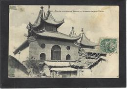 CPA Tientsin Chine China Asie Circulé Temple Musulman - Chine