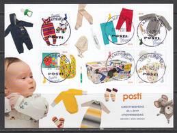Finland 2019. Maternity .Gest.Used. - Finnland