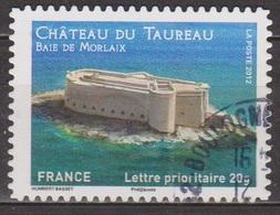Fort En Mer - FRANCE - Chateau Du Taureau, Baie De Morlaix - N° 725 - 2012 - Adhésifs (autocollants)