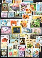Cuba 41 Timbres Oblitérés   G6 - Timbres
