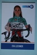CYCLISME:EVA  LECHNER - Cyclisme