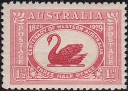 Australia   .    SG   .      116         .        **      .     MNH    .   /   .    Postfris - 1913-36 George V : Other Issues