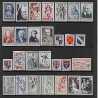 FRANCE - Année Complète 1953  **  - Cote : 191 € - France