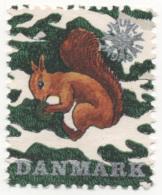 Denmark 1961, Julemaerke, Christmas Stamp, Vignet, Poster Stamp - Denmark