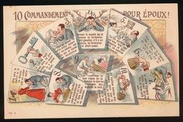 10 Commandements Pour Epoux ! - Couples