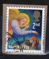 Great Britain 2011  1 X 2nd  Commemorative Stamp From The Christmas Set. - 1952-.... (Elizabeth II)