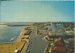 Melbourne V. 1974  St. Kilda Beach,Esplanade And Luna Park  (55390) - Melbourne