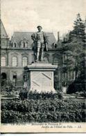 N°70253 -cpa Le Havre -le Monument De François 1er - Le Havre