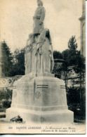 N°70255 -cpa Le Havre -le Monument Aux Morts- - Le Havre