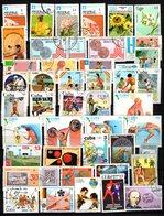Cuba 44 Timbres Oblitérés   G7 - Stamps