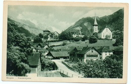 BÜRGLEN Klausenstrasse - UR Uri