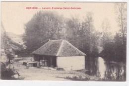 Haute-Marne - Donjeux - Lavoir, Fontaine Saint-Georges - Autres Communes