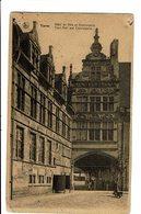 CPA - Carte Postale Belgique-Ieper - Hôtel De Ville Et Conciergerie  VM659 - Ieper