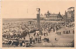 CPA - Belgique - Oostende - Ostende - Promenade Albert 1er Et Kursaal - Oostende
