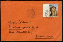 Br Vatican City Cover Sent To Denmark | Citta Del Vaticano 15.3.1973 - Vatican