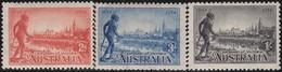 Australia   .    SG   .      147a/149a      Perf. 11½       .        **      .     MNH    .   /   .    Postfris - 1913-36 George V : Têtes