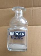 Carafe En Verre : Berger Blanc (17 Cm). - Autres Collections