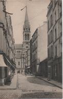 SAINT CLOUD  EGLISE - Saint Cloud
