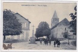 Nièvre - Montembert-Tannay - Place De L'Eglise - France