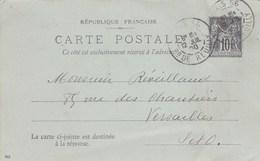 Entier,repiquage Mission Populaire Evangelique De FRANCE - Entiers Postaux