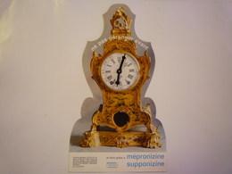 2019  (588)  :  PENDULE  D'époque  Louis XV En Laque Ornée De Bronze Doré  -   PUB Pharmaceutique  XXX - Bijoux & Horlogerie