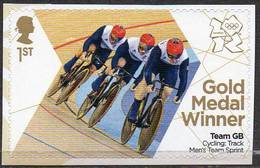 GREAT BRITAIN 2012 Olympic Games Gold Medal Winners: Men's Team Sprint - 1952-.... (Elizabeth II)
