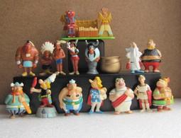 Kinder 1997 : Série Complète : Astérix Et Les Indiens (15 Figurines Avec 1 BPZ) - Astérix & Obélix