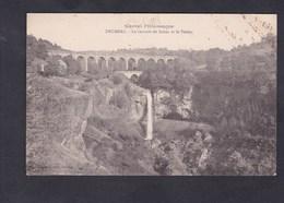 Vente Immediate Drugeac (15) La Cascade De Salins Et Le Viaduc (Phot. Gouillaux) - France