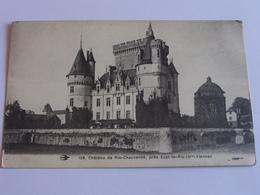 Chateau De Ris-chauveron, Près De Azat Le Riz - France