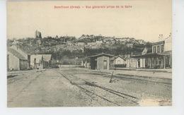 DOMFRONT - Vue Générale Prise De La Gare - Domfront