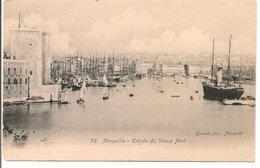 L200A360 - Marseille -Entrée Du Vieux Port - Guende Phot  N°76 - Vieux Port, Saint Victor, Le Panier