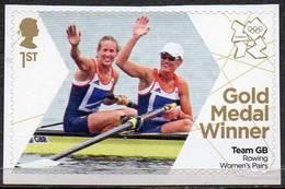GREAT BRITAIN 2012 Olympic Games Gold Medal Winners: Women's Rowing Pairs - 1952-.... (Elizabeth II)