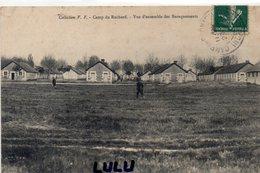 DEPT 37 : Camp De Ruchard Vue D Ensemble Des Baraquements  , édit. V F - France