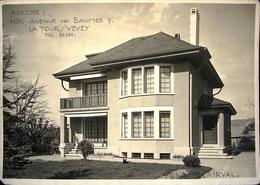 LA TOUR / VEVEY Avenue Des Baumes 9 Villa Clairval - VD Vaud