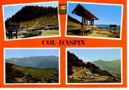 Le Col D' Aspin Et Vue Sur La Vallée D' Aure 4 Vues ( R8 Renault ... - France