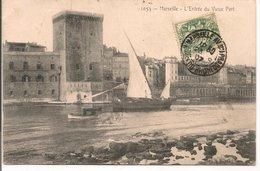L200A362 - Marseille - Entrée Du Vieux Port -   N°1053 - Vieux Port, Saint Victor, Le Panier
