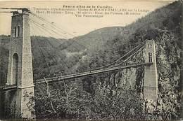 Dpts Div.-ref-AG131- Corrèze - Viaduc De Rochetaillade - Viaducs - Ligne De Tramways Départementaux - - Autres Communes