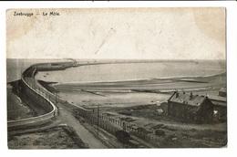 CPA - Carte Postale - Belgique -Zeebrugge - Le Môle   VM663 - Zeebrugge