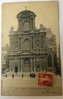 Paris. Eglise Saing Gervais. Précurseur  356 Le Deley - Eglises