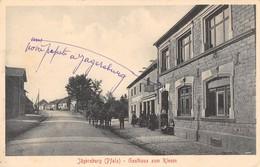 CPA ALLEMAGNE JAGERSBURG PFALZ GASTHAUS ZUM RIESEN (cpa Rare - Allemagne