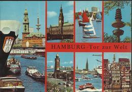 Hamburg - Tor Zur Welt - Allemagne