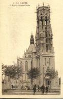 N°70265 -cpa Le Havre -église Ste Cécile - - Le Havre