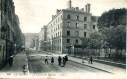 N°70266 -cpa Le Havre -Caserne Des Douanes- - Le Havre