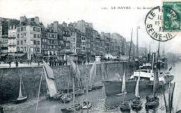 N°70272 -cpa Le Havre Le Grand Quai- - Le Havre