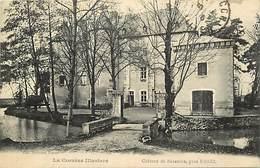 Dpts Div.-ref-AG131- Corrèze - Saint Fréjoux - St Fréjoux - Chateau De Bazaneix Près Ussel - Chateaux - - Autres Communes