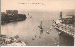 L200A364 - Marseille - La Sortie Du Vieux Port - - Vieux Port, Saint Victor, Le Panier