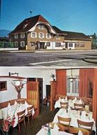 GEROLFINGEN TÄUFFELEN Am Bielersee Restaurant Schwanen Fam. Züttel-Schmid - BE Berne